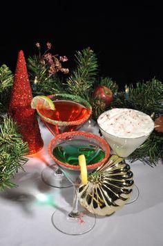 Holiday Martinis!