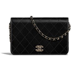 Wallet on chain ❤ liked on Polyvore featuring bags, wallets, leather bags, metallic bag, chain wallet, real leather bags and metallic leather bag