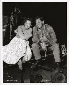 Kim Novak and William Holden