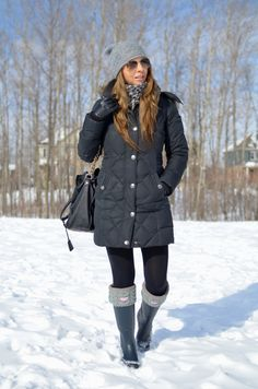 Comfortable Winter Outfits for Every Day: When the Temperature is Below 0 - fashionsy.com