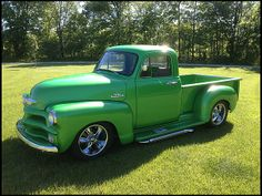 1954 Chevrolet 3100 Pickup 350/330 HP, 4-Speed