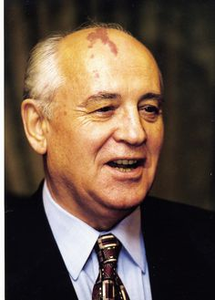 Mikhail Gorbachev became an icon of the Cold War.