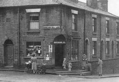 Old Photographs, Old Photos, Bolton Lancashire, World History, Small Towns, Old Town, Past, Nostalgia, Street View