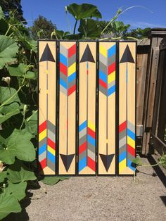 The Archer  Barn Quilt