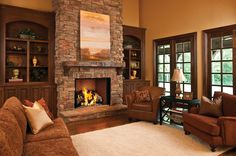 Consolidated Kitchens & Fireplaces in Omaha Nebraska. So pretty.