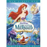 "The Little Mermaid (Two-Disc Platinum Edition) (DVD) tagged ""dvd"" 116 times #dvd"