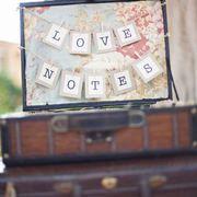 card box (wedding or anniversary)