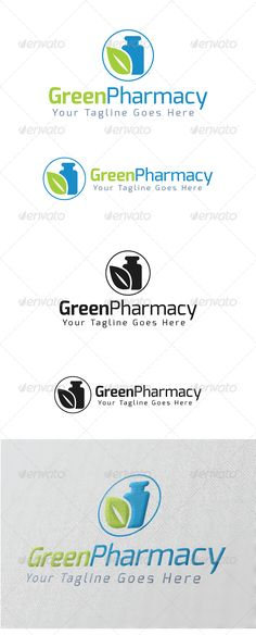 Green Pharmacy Logo Template #GraphicRiver Re sizable Vector EPS and Ai Color customizable Fully editable Free font used: .fontsquirrel /fonts/exo Created: 8January13 GraphicsFilesIncluded: PhotoshopPSD #VectorEPS #AIIllustrator Layered: Yes MinimumAdobeCSVersion: CS Resolution: Resizable Tags: