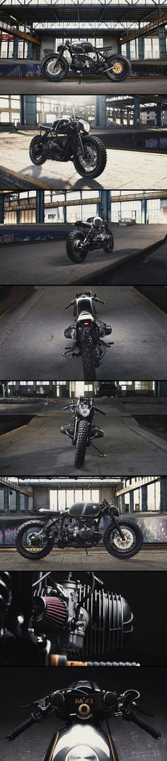 DIAMOND ATELIER'S BMW R100R This is one Sweet Ride