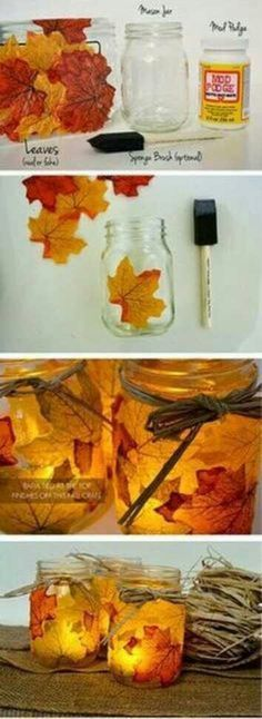 Get ready for fall with this cute and easy diy