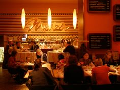 Menza #restaurant in #Budapest
