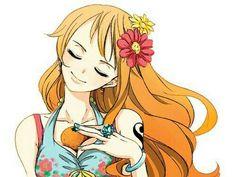 One piece - Straw Hat Pirates, Nami One Piece Manga, Nami One Piece, Zoro, Luffy X Nami, Anime One, Manga Anime, One Piece Deviantart, Nami Swan, The Pirates