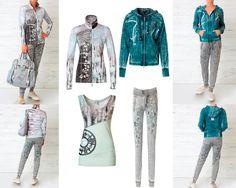 Sportalm Wellness kolekce 2015 luxusní volnočasová móda Sportalm Wellness collection 2015  sport leisure wear