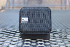 BallerStatus.com reviews the DEMOCRACY Revolving Wireless Bluetooth Portable Speaker.   democracylife.com
