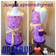 Follow on Instagram at juxgirl.aprons