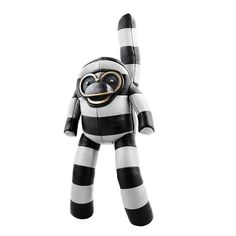 Sock Monkey Whacked out - - Bandit Toy