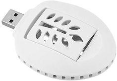 Portátil USB eléctrico mosquito repelente del incienso de mosquitos plagas insectos (Blanco): Amazon.es: Hogar