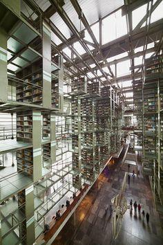 Biblioteca Vasconcelos07