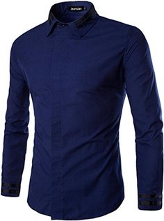 jeansian Men's Stripe Solid Long Sleeves Dress Shirts Tops 5 Colors 84C5 DarkBlue L jeansian http://www.amazon.ca/dp/B01CFIC36I/ref=cm_sw_r_pi_dp_Ls61wb1QP7CA8