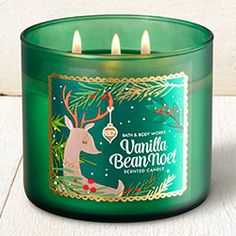 Vanilla Bean Noel 3-Wick Candle - Home Fragrance 1037181 - Bath & Body Works
