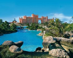 Atlantis Paradise Island- Nassau, Bahamas