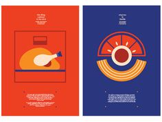 Manchester Food and Drink Festival on Behance