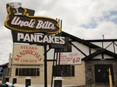 Best Pancakes in the USA. Hands down. Go! Uncle Bill's Pancake House. St. Louis, MO