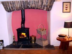 Fabulous log burner in a period cottage. Woodside near Newby Bridge and Lakeside Log Burner, Cottages, Period, Bridge, Home Appliances, Bedroom, House Appliances, Cabins, Kitchen Appliances