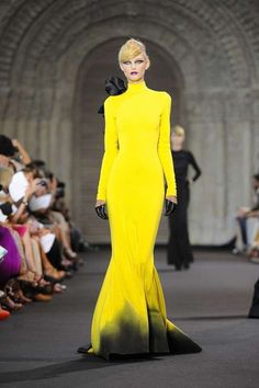3dd1896c74 Fancy - magnificent yellow dress Yellow Fashion