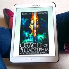 "'He sat up straighter and faced me. ""Okay, so here's my problem. You know how sometimes you start doing something, and it seems like a good idea at the time, but then suddenly there are dead bodies everywhere, and you're not quite sure how that happened?""' Oracle of Philadelphia by Elizabeth Corrigan.    Who would have thought a demon would make me laugh so much! This was quite a fun book! Anyone else read it?"
