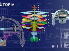 Projeto de edifício flutuante é colocado à venda em site - Assuntos Criativos