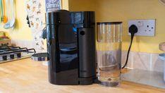 Nespresso VertuoPlus Espresso Maker Review 2021 Coffee Machine, Coffee Maker, Mortgage Companies, Espresso Maker, Great Coffee, Water Tank, Nespresso, Coffee Cups, Coffee Maker Machine
