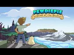 PewDiePie Legend Of The Brofist Game Hits The Play Store