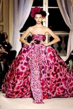 Giambattista Valli Haute Couture Spring Summer 2012