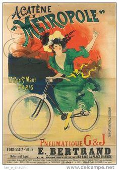 debrink: Acatène Métropole bicycles