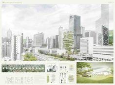 [A3N] : Alternative Car Park Tower (Hong Kong) ( Honorable Mention 06 ) / Shingo Saito ( Japan )
