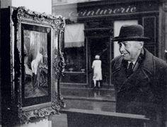 doisneau la vitrine | SOURCE LINK » Bianco e Nero Francia Grandi Fotografi del '900