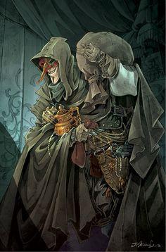 voleur Fantasy Dwarf, Fantasy Rpg, Fantasy Artwork, Paladin, Tarot, Pen & Paper, Dnd Characters, Fictional Characters, Rogues