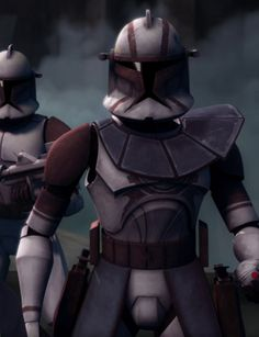 """CC-3714 (""""Fil"""") is a veteran clone trooper commander who served in the Grand Army of the Republic during the Clone Wars. Fil was assigned to promoted Jedi Knight Nahdar Vebb during the Clone Wars. In 22 BBY, he led a squad of clone troopers on a mission to the third moon of Vassek, in the Outer Rim Territories. Accompanied by Vebb and Jedi Master Kit Fisto, the group searched for Trade Federation Viceroy Nute Gunray, who had been recently freed from Republic captivity. Unbeknownst to the…"""