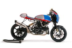 Walt Siegl is one of those rare custom motorcycle builders who you wish you could place in thehead designer position at a marque like Ducati or Harley-Davidson. The motorcycles that roll out of his New Hampshire workshop look like production motorcycles from an alternative reality where design and engineering are more important than inexpensive mass-production...