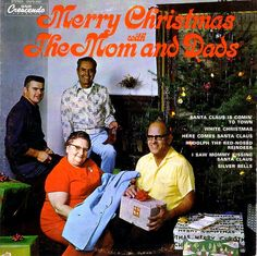 Music from the Worst Album Covers — Merry Christmas & Happy New Year with the Mom and Dads