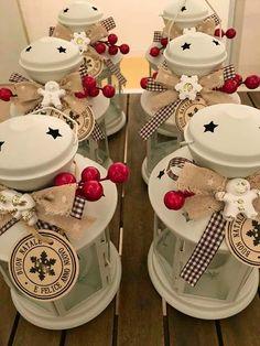 Lanterne ikea … lanterns Christmas Lanterns, Christmas Centerpieces, Rustic Christmas, Xmas Decorations, Ikea Lanterns, Lanterns Decor, Vintage Lanterns, Christmas Hacks, Christmas Time