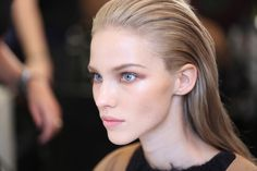 Hottest Beauty Looks for Spring 2014: Milan - Slideshow