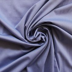 10 UK Pounds This is a super soft lightweight jersey. 96% Viscose, 4% Spandex.145cm wide.
