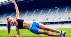 The Quick Ab Workout You Can Do in 12 Minutes