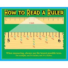 Read A Ruler Worksheet