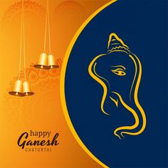 Greeting Card Happy Gahesh Chaturthi Background Vector Vector and PNG Cute Happy Birthday, Happy Birthday Greeting Card, New Year Greeting Cards, Ganesh Chaturthi Greetings, Happy Ganesh Chaturthi Wishes, Cartoon Background, Geometric Background, Background Patterns, Free Vector Graphics