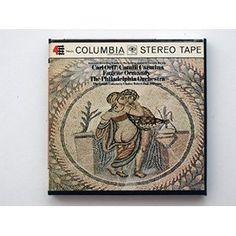 Carl Orff, Catulli Carmina (Pre-Recorded Reel To Reel Audio Tape)