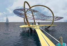 Knafo Klimor Architects - Projects - water front projects