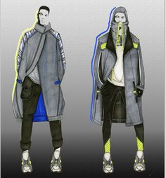 Men's Active Sports Wear by Cheryl DesVignes